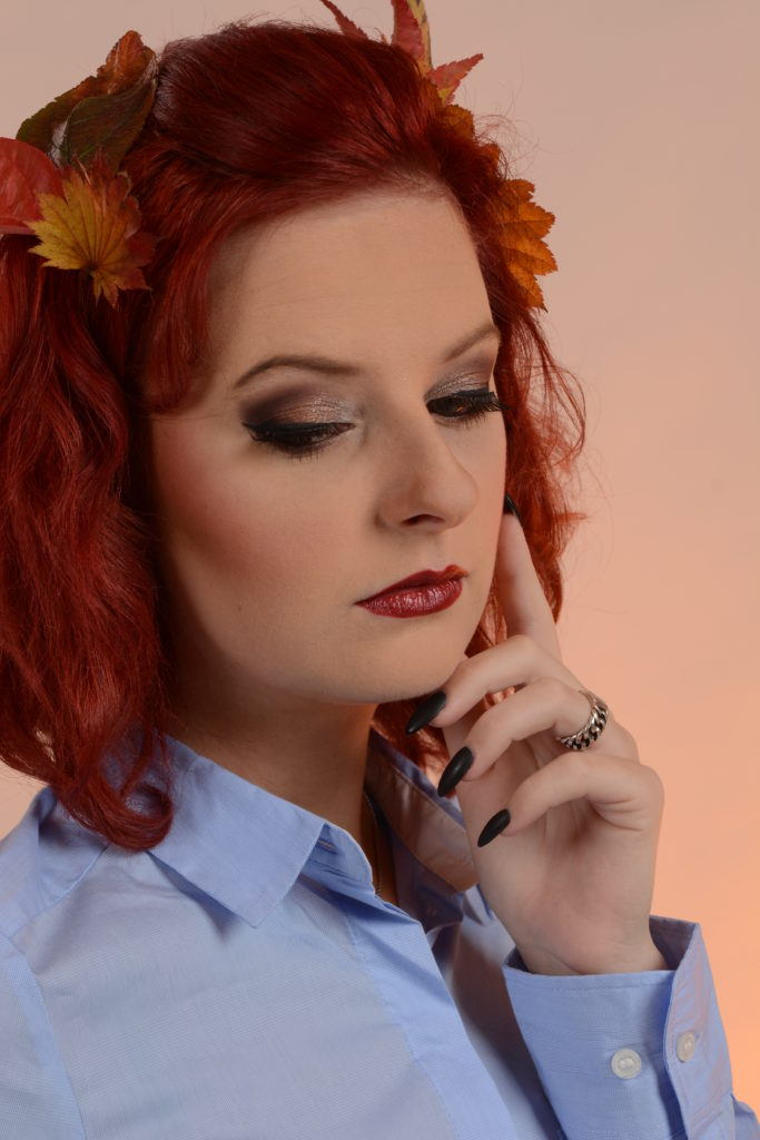 Model: Felicia Cramer Fotograaf: Ad Schilperoord